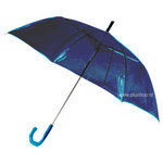 transparante-paraplu-blauw
