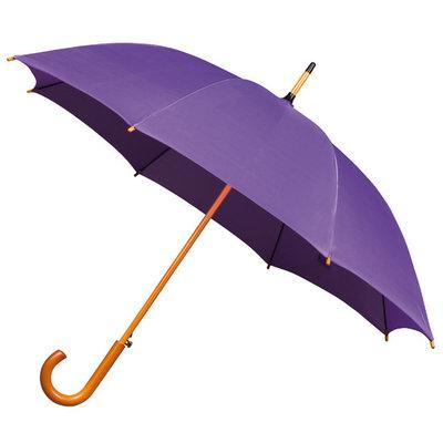 Luxe paraplu Paars