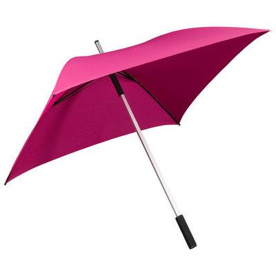 Vierkante paraplu roze - ALL SQUARE