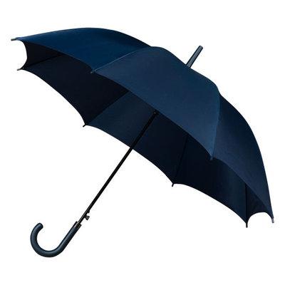 Golfparaplu met haak Donkerblauw