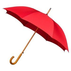 Luxe paraplu rood - windproof