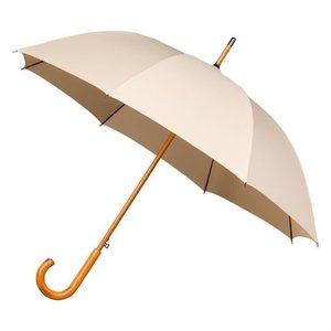 Luxe paraplu creme/beige - windproof