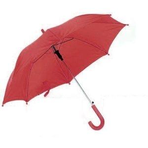 Kinderparaplu rood